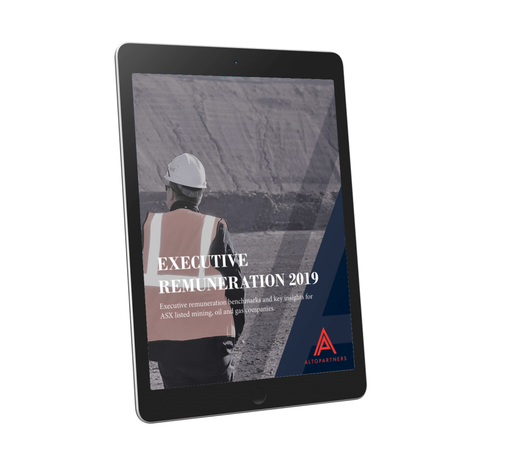 ASX Remuneration Report for Mining, Oil, and Gas ebook cover
